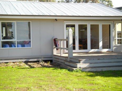 2 - front deck